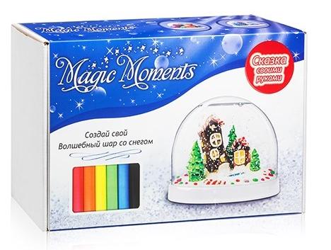 Magic Moments Создай свой Волшебный шар со снегом