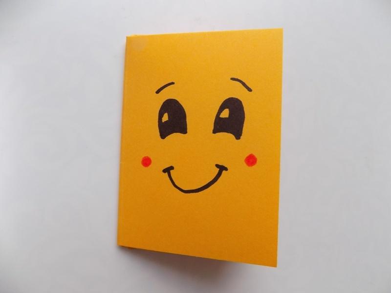 Как сделать блокнотик из одного листа бумаги (без клея и скрепок)