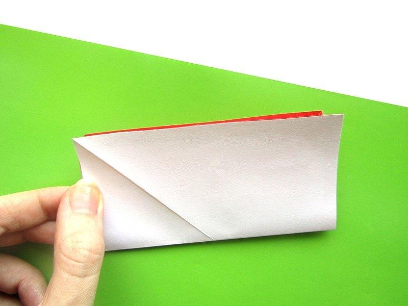 Картинка, открытка сгиб