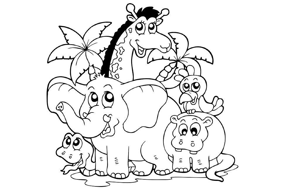 Раскраска ежик для детей распечатать скачать бесплатно | 664x970