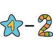 Развивающие задания для детей 1-2 лет