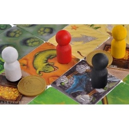 Настольные игры для детей и взрослых