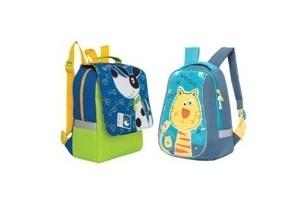 Ранцы дошкольные, детские рюкзаки и сумки